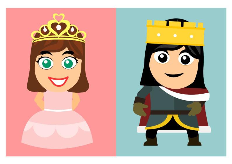 TurnAround-disco Prinsen en Prinsessen