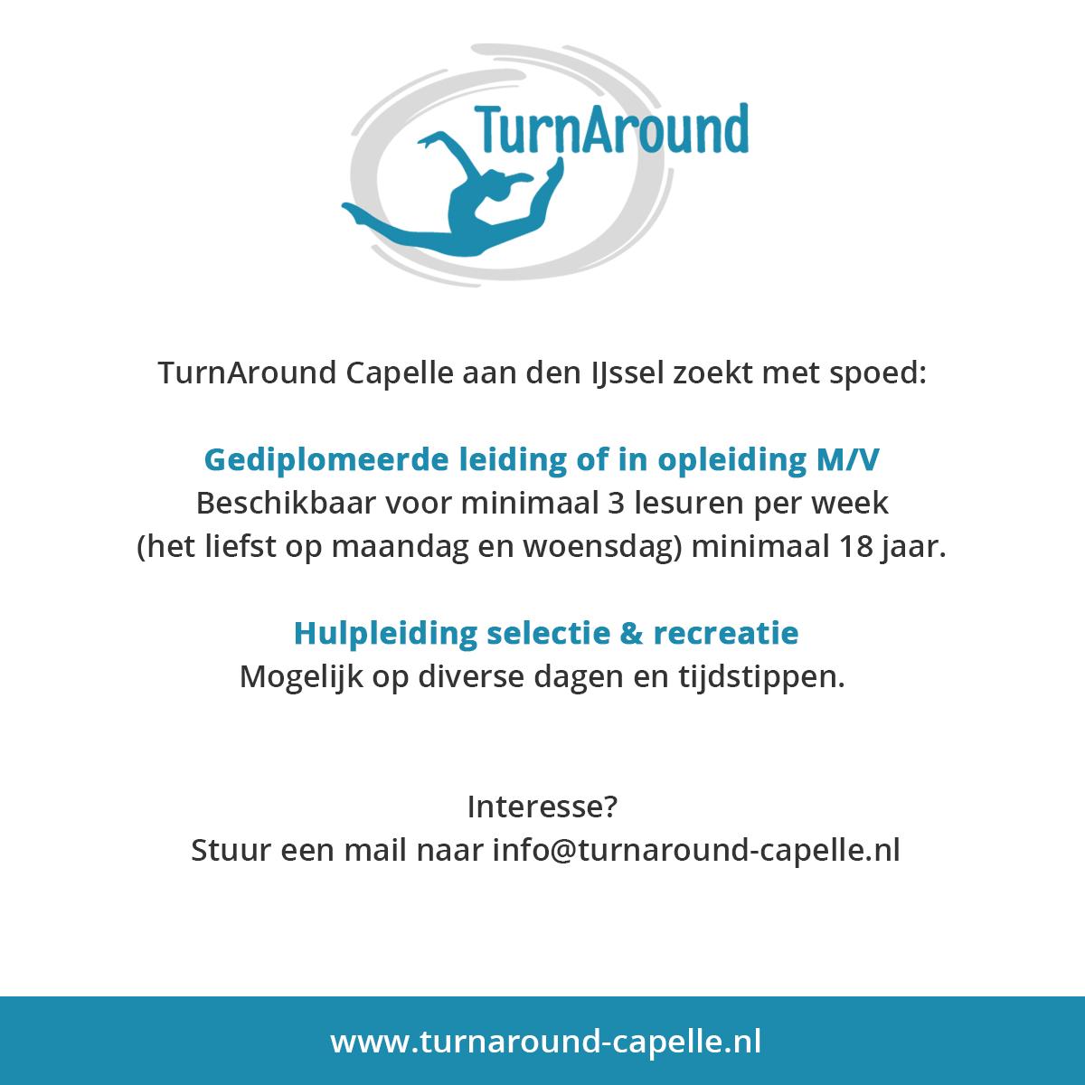 TurnAround-Vacatures