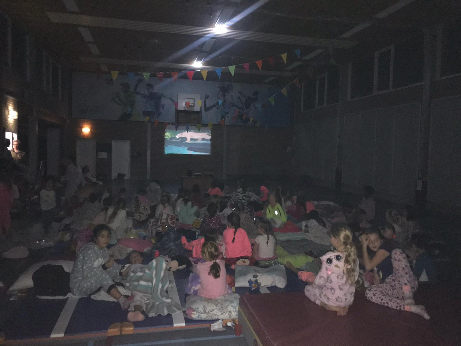 Disney pyjama feest
