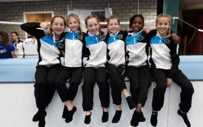 TurnAround Tuco Lek & IJssel voor de D2 en 5e divisie meiden