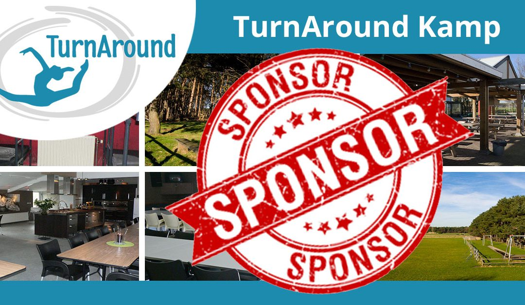 Gezocht Sponsoren voor het TurnAround kamp 2020