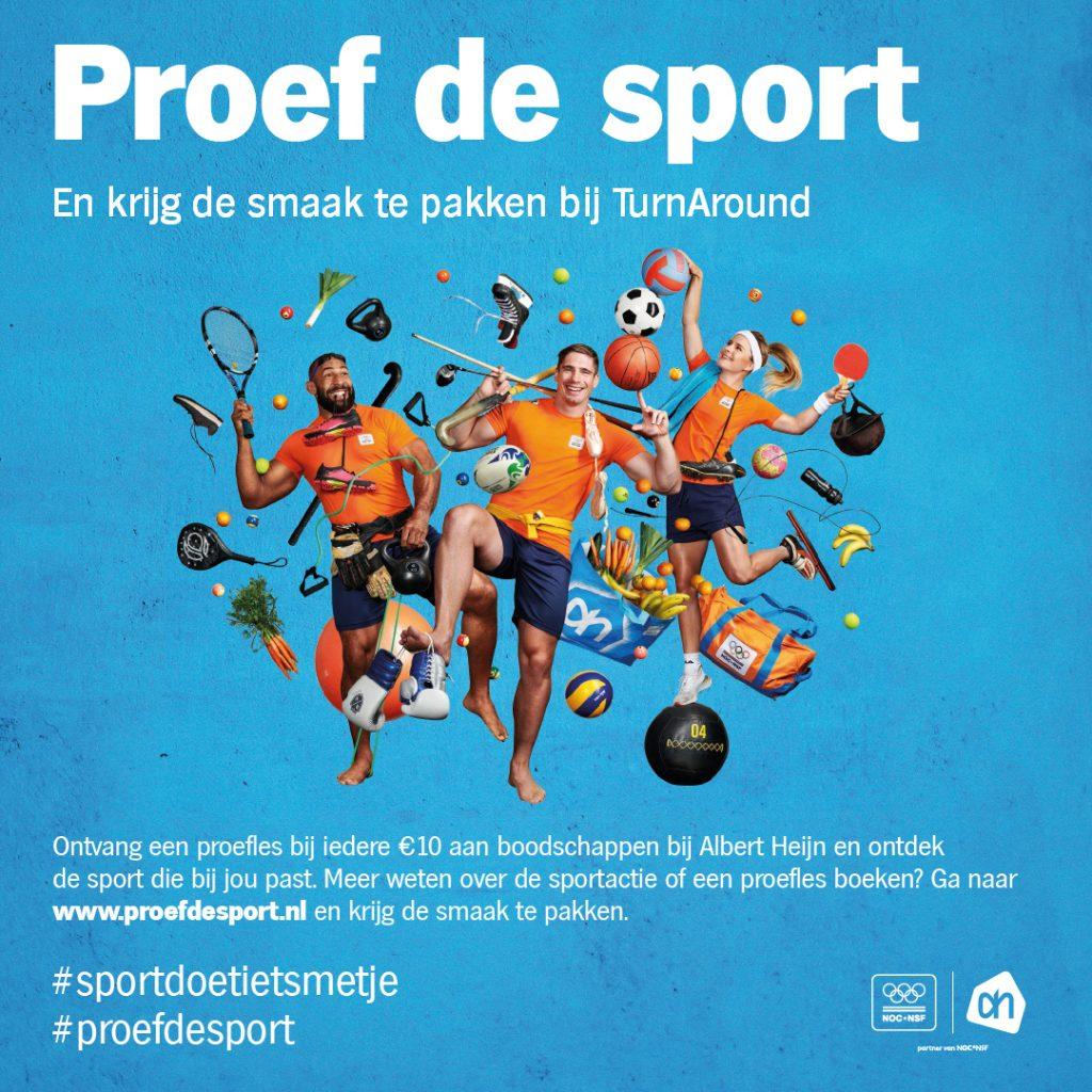 Proef de Sport