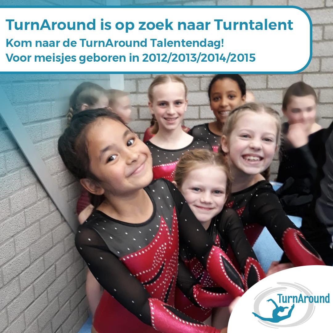 TurnAround Talentendag