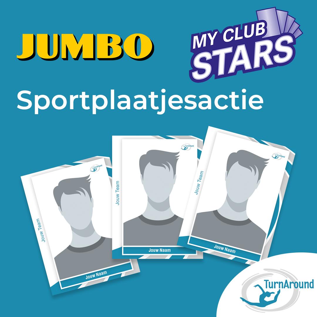 JUMBO-sportplaatjes